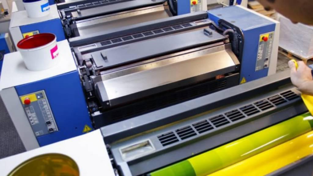 Ofset mašine i ofset štampa