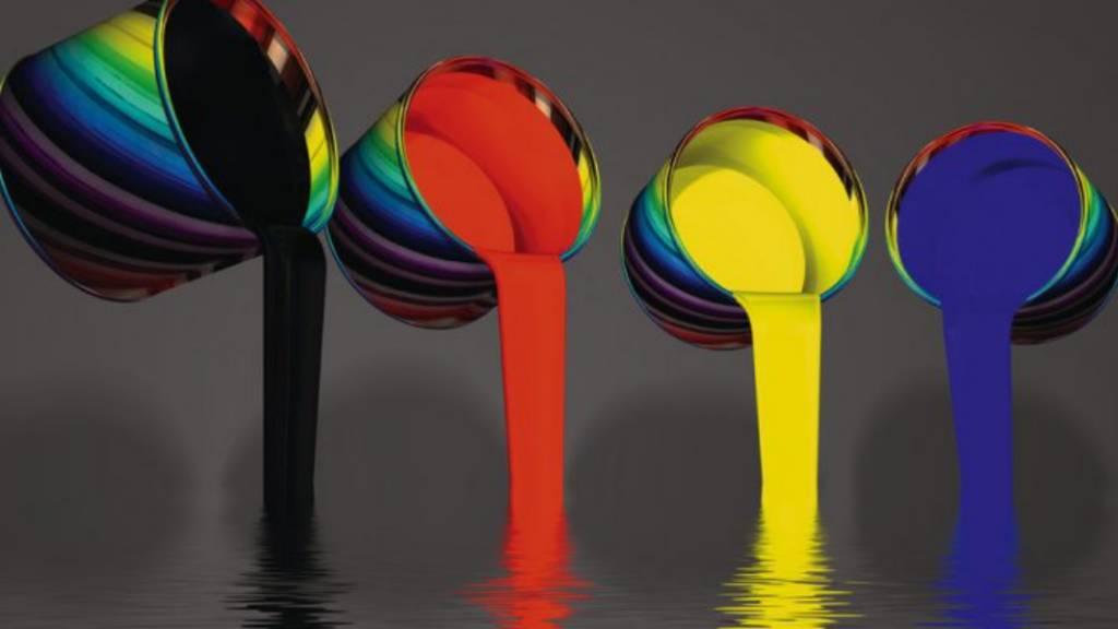 Složene boje visoke viskoznosti